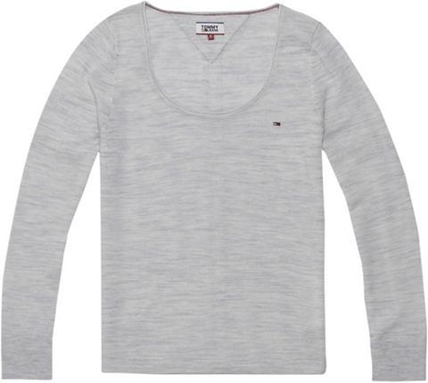 TOMMY JEANS Tommy джинсы пуловер »TJW BASIC ...