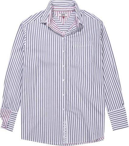 TOMMY JEANS Tommy джинсы блуза »TJW DOUBLE S...