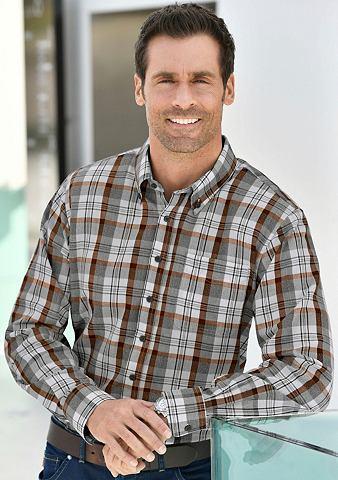 Рубашка с длинными рукавами в attrakti...