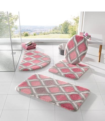 Небольшой Wolke коврик для ванной