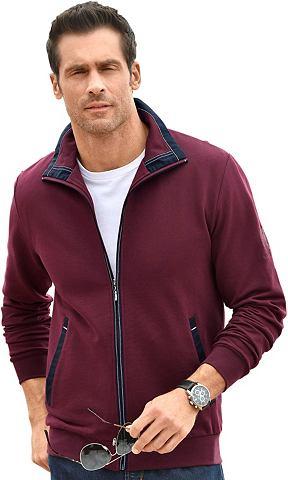 Спортивный свитер с kontrastfarbigem W...