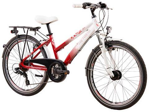 Универсальный велосипед »Flora&l...