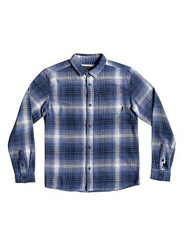 Рубашка с длинными рукавами »Fat...