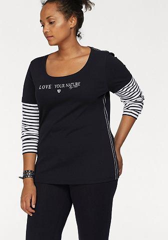 KANGAROOS Рубашка с длинным рукавом 2 в 1