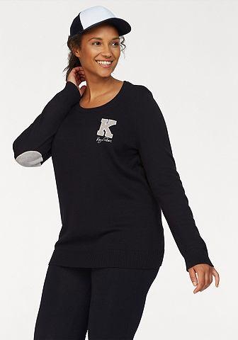 Kanga ROOS пуловер с круглым вырезом