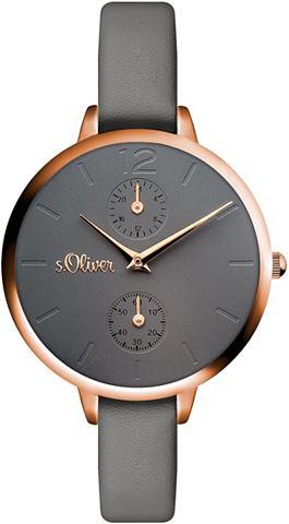 S.OLIVER RED LABEL Часы многофункциональные »SO-353...