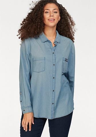 Kanga ROOS джинсовая блузка