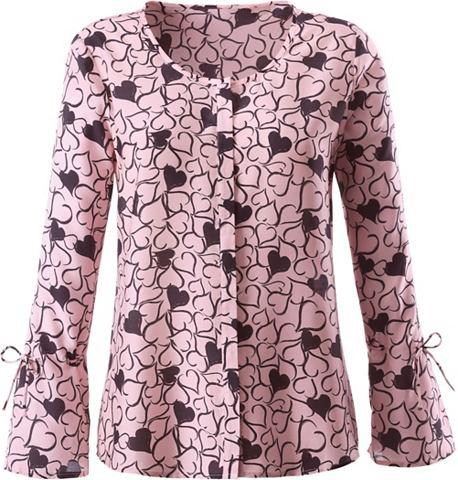 Création L блуза с Seiden-Antei...