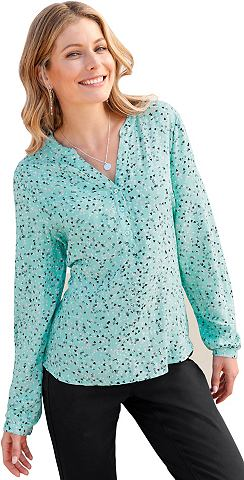 Блуза в модный узор