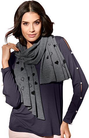Création L шарф с Herzen