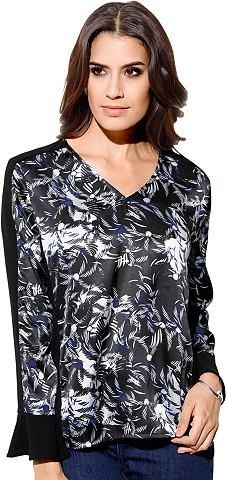 Création L блуза с Figur-Effekt...