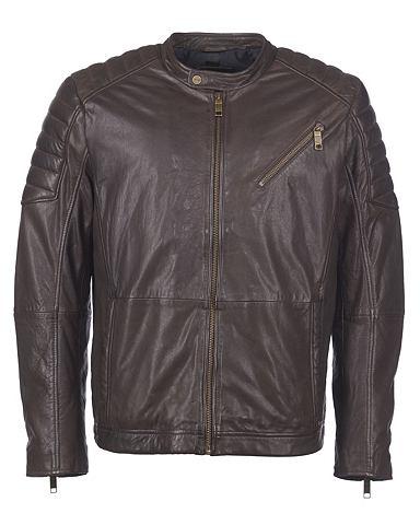Куртка кожаная из утонченный Lammleder...