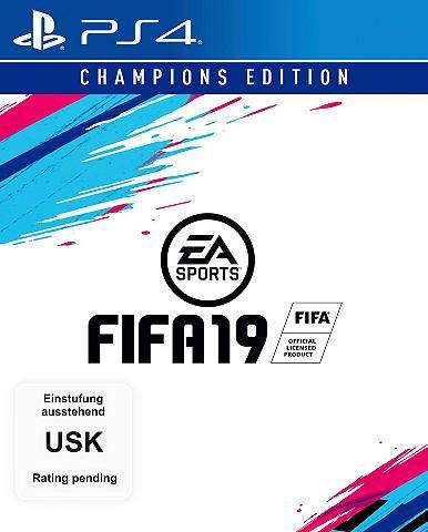 Fifa 19 Champions Edition Play подстав...