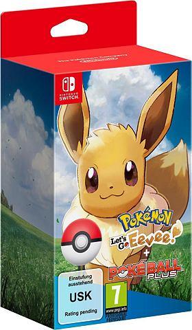 Pokémon: Let?s Go Evoli! + Pok&...