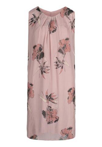 CARTOON Платье из Seiden-Viskose-Chiffon
