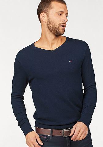 TOMMY JEANS TOMMY джинсы трикотажный пуловер &raqu...