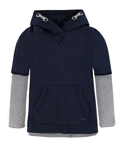 MARC O'POLO JUNIOR Комплект: Doppelshirt m. капюшон 2
