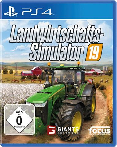 Landwirtschafts-Simulator 19 PlayStati...