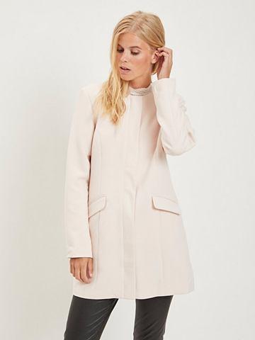 VILA Einfache Feder куртка