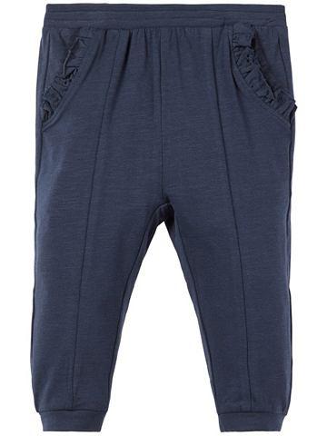 Baumwoll оборка брюки
