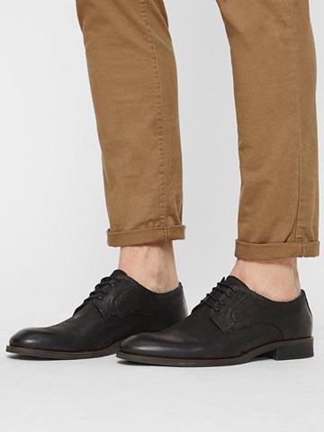 BIANCO Herren кожа Derby-Schuhe