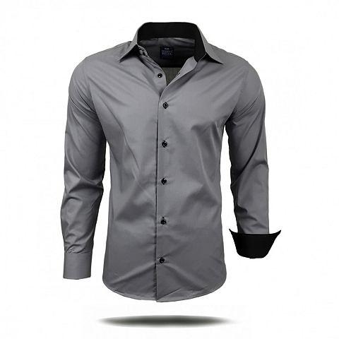 Рубашка с длинными рукавами в ausgefal...