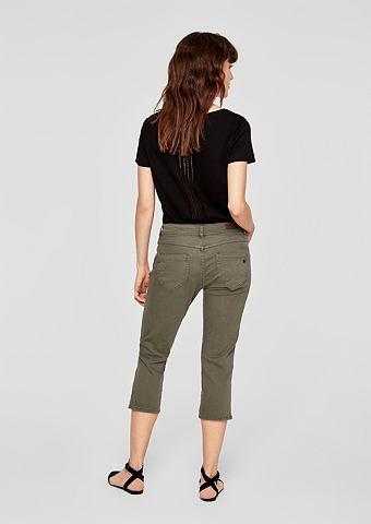 Элегантный капри Coloured джинсы