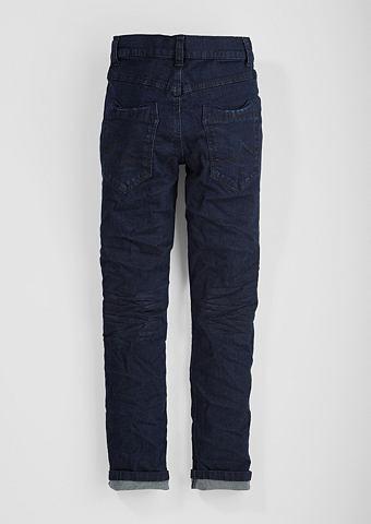 Облегающий Seattle: Dunkle джинсы стре...