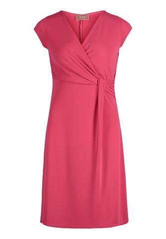CARTOON Платье с запахом c короткими рукавами