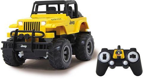 "RC-Auto ""Jeep Wrangler Rubicon&qu..."