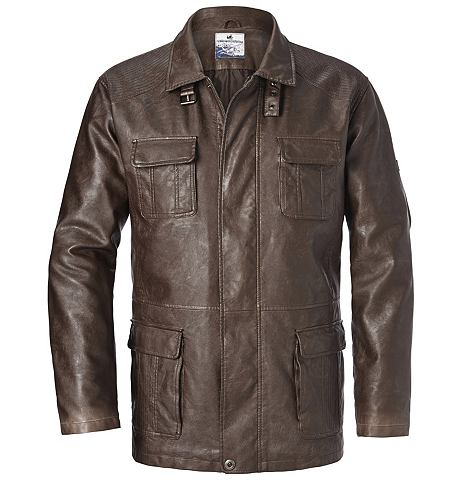 JAN VANDERSTORM Куртка из искусственной кожи »OL...