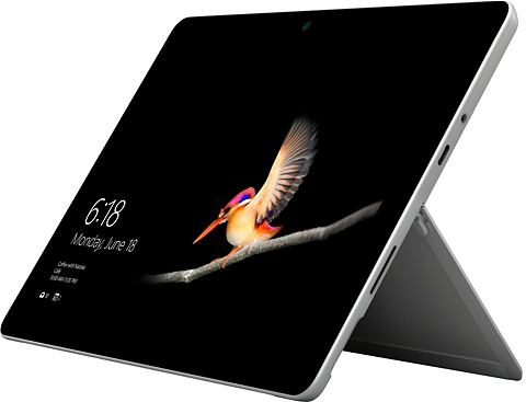 Surface Go гибкий ноутбук (25 cm / 10 ...