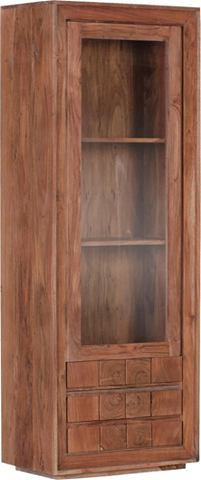 GUTMANN FACTORY Шкаф-витрина »Timber« из т...