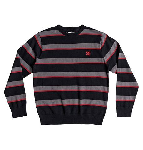 DC SHOES Трикотажный пуловер »Sabotage St...