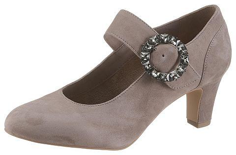 BUGATTI Туфли на ремешке с пряжкой