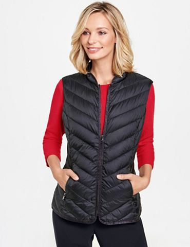 GERRY WEBER Жилет Outdoor »Weste с Diagonals...