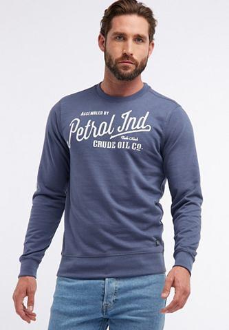 PETROL INDUSTRIES Пуловер длинный