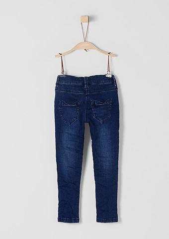 Леггинсы Dunkle джинсы стрейч для M&au...