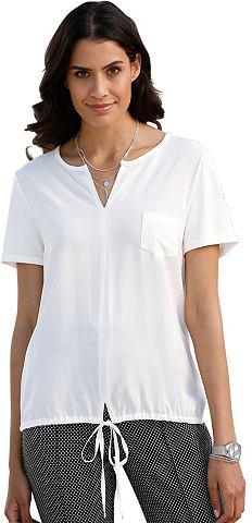 Блузка-рубашка с украшением zur Weiten...