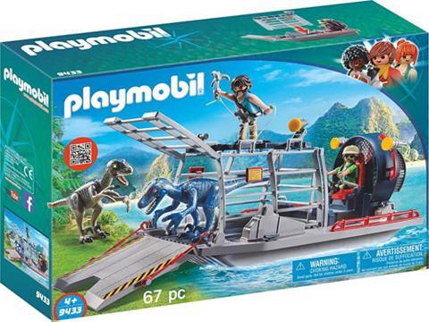 ® Propellerboot с Dinokäfig (...