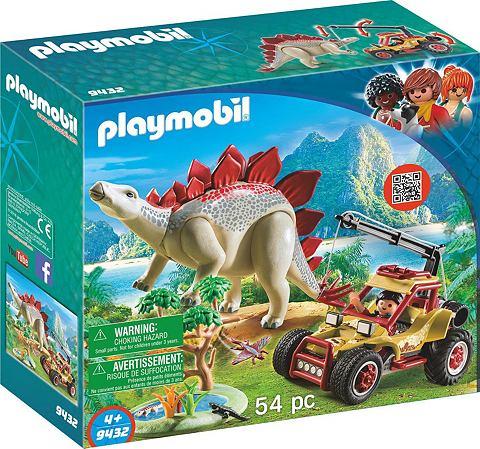 ® Forschermobil с Stegosaurus (943...