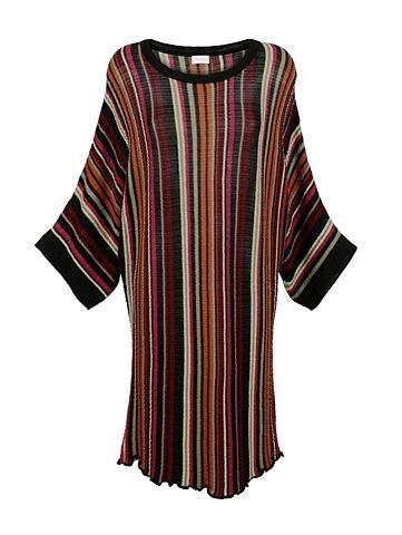 Платье трикотажное в Streifen-Optik