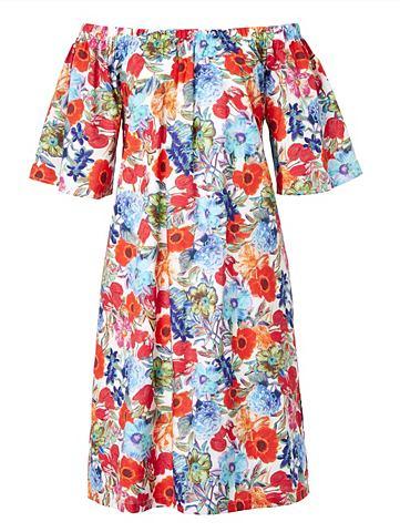 COPO DE NIEVE Платье с красочный цветочный узор