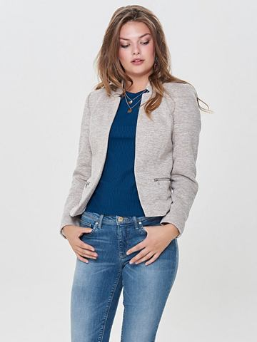Reißverschluss- пиджак