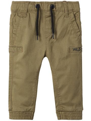 NAME IT Regular форма брюки