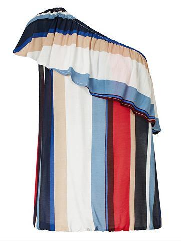 CONLEYS BLUE Блузка-топ полосатая