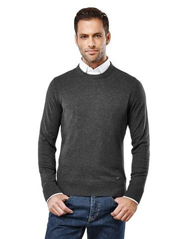VINCENZO BORETTI Пуловер в eleganten узкий Fit-Schnitt