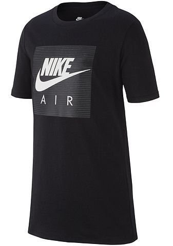 NIKE SPORTSWEAR Футболка »BOYS футболка AIR LOGO...