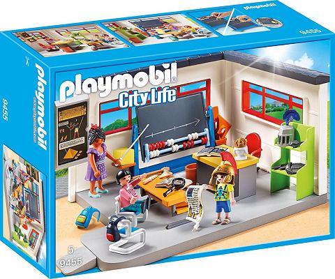 PLAYMOBIL ® Klassenzimmer Geschichtsunterric...