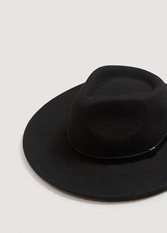 MANGO MAN Шляпа из Wolle